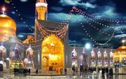 حال و هوای روز زیارتی امام رضا علیه السلام