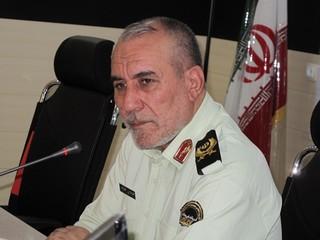 فرمانده انتظامی استان