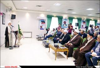 افتتاح دفترروحانی مبارزشیخ ابراهیم زکزاکی