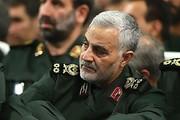 فیلم| صحبت های منتشر نشده حاج قاسم سلیمانی در منزل  فرمانده شهید حججی
