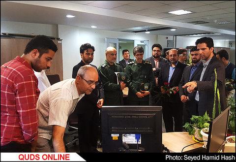 دیدار مدیران و مسئولان استان خراسان رضوی باخبرنگاران روزنامه قدس / گزارش تصویری