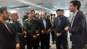 فیلم/ حضور مسئولین در تحریریه قدس آنلاین به مناسبت روز خبرنگار