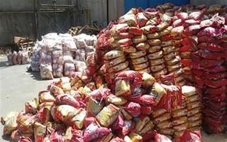 کشف برنج قاچاق