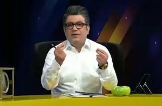 فیلم | توبیخ رشیدپور به خاطر انتقاد از شهرداری در برنامه زنده تلویزیونی!