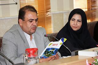 مدیرکل کتابخانههای عمومی استان یزد