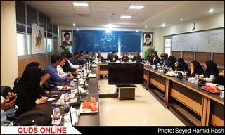بازدیدخبرنگاران از مراحل ساخت قطار مشهد_گلبهار