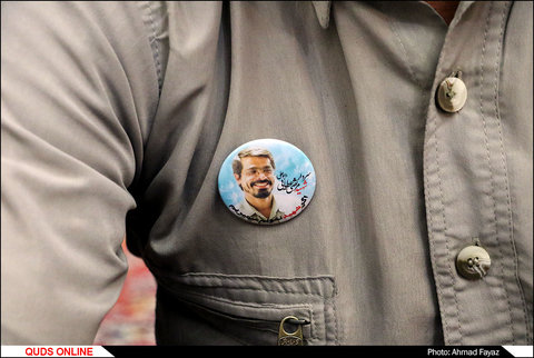 مراسم دومین سالگرد شهید مدافع حرم شهید مرتضی عطایی(ابوعلی)- گزارش تصویری