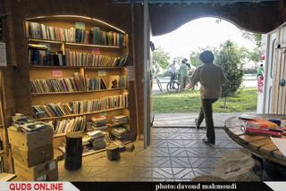 کتابخانه کوچک ما