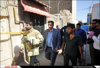 ۱۵ کشته و مجروح  در انفجار منزل مسکونی در مشهد