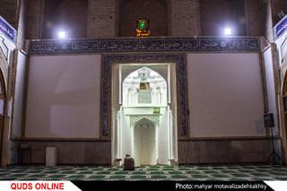 """""""مسجد جامع نیشابور"""""""