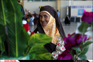 ورود اولين کاروان حجاج خراسانی به مشهد