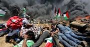 شهادت ۱۸۰ فلسطینی و زخمی شدن ۱۸ هزار نفر از آغاز تظاهرات های بازگشت