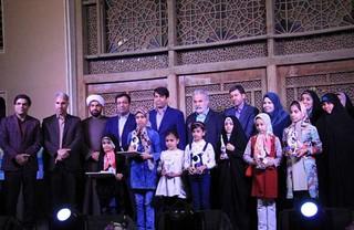 نفرات برگزیده هشتمین جشنواره کتابخوانی