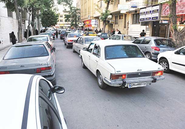 خیابان پرستار مشهد