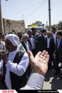 افتتاح طرحهای بهداشتی، درمانی و آموزشی توسط وزیر بهداشت