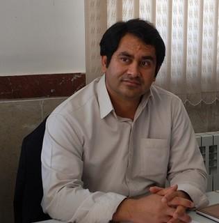 علی پوراحمد سرپرست آب منطقه ای ایلام