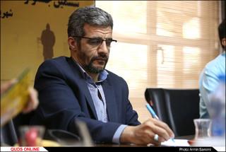 """نشست خبری ششمین جشنواره ملی عکس """" خانه دوست """""""