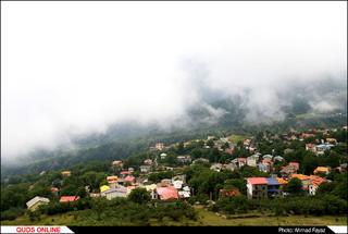 زندگی در میان ابر و مه