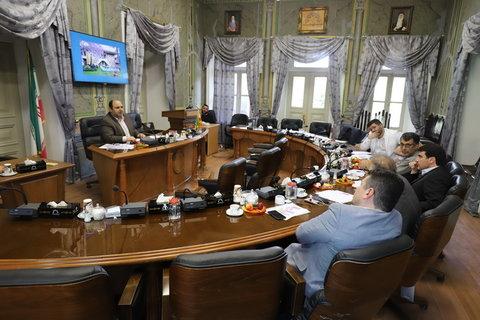 شورای شهررشت-کمیسیون عمران