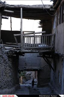 ماسوله خراسان  روستای پلکانی کنگ