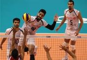 آمادگی والیبالیستهای ایرانی برای رویارویی با کوبا