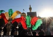 آستان قدس رضوی میزبان هزاران عزادار در تاسوعا و عاشورای حسینی