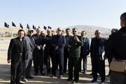 بازدید استاندار البرز از روند تکمیل محل برگزاری کنگره ملی سرداران شهید