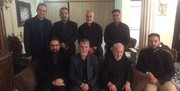 دیدار وزیر فرهنگ با پیشکسوت تعزیه در آستانه تاسوعا و عاشورای حسینی