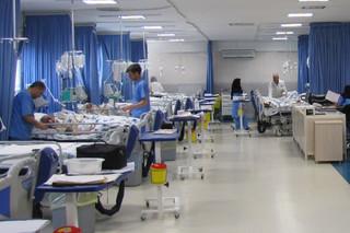 اورژانس بیمارستان رضوی