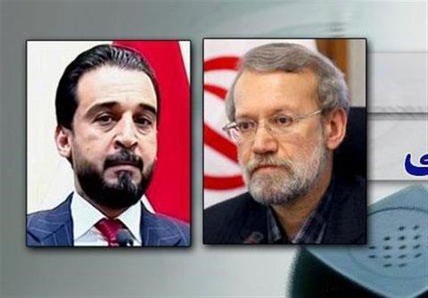 امیرعبداللهیان: مستندات محتوای مکالمه تلفنی لاریجانی با رئیس مجلس عراق قابل انتشار است