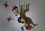 رضا علیپور: بزرگترین هدف من کسب مدال طلای المپیک است