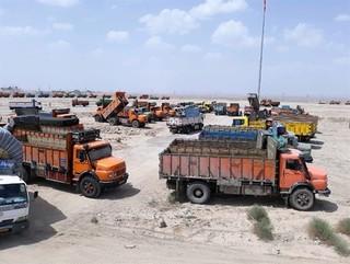 کامیونداران افغان