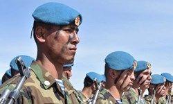 دیدار وزرای دفاع تاجیکستان و ازبکستان در استان «سغد»