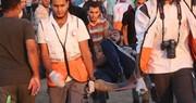زخمی شدن ۱۸ فلسطینی در شمال نوار غزه