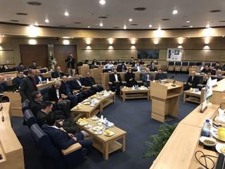 جلسه شورای شهرمشهد