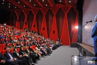 سالن تئاتر درمشهد