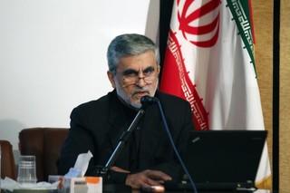 سید محسن قمصری مدیر اسبق امور بین الملل شرکت ملی نفت