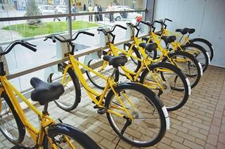 دوچرخه های عمومی