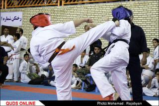 مسابقات  کیوکشین کاراته