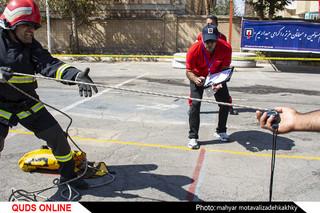 آتش نشانان نیشابوری یکی از موفق ترین در عرصه ی مسابقات آتش نشانی ملی و جهانی