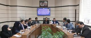 دومین نشست ستاد بازسازی مناطق زلزله زده استان