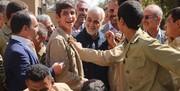 فیلم | پشت صحنه فیلم سینمایی «۲۳ نفر» با حضور سردار سلیمانی