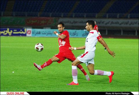 دیدار تیم های پدیده - فولاد خوزستان