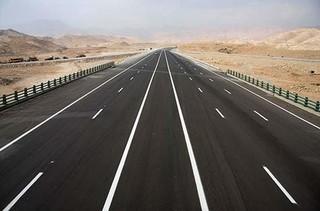 خط کشی جاده ملایر