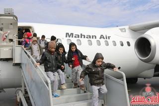 بازدید دانش آموزان از فرودگاه