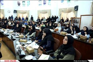 حضور عکاس پیشکسوت استاد علی کاوه در مشهد