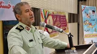 فرمانده انتظامی استان همدان