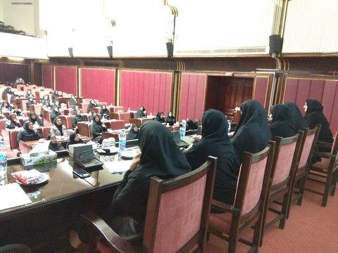 نشست مجمع مشورتی زنان2