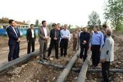 بهرهبرداری از پروژههای عمرانی فرودگاه سردار جنگل رشت تا پایان سال جاری