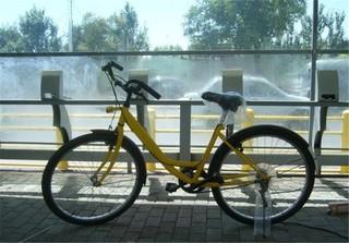 ایستگاههای دوچرخه